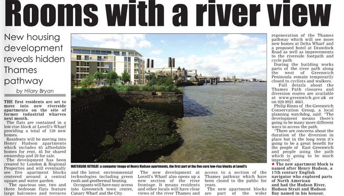 Greenwich Time, 12/05/2010