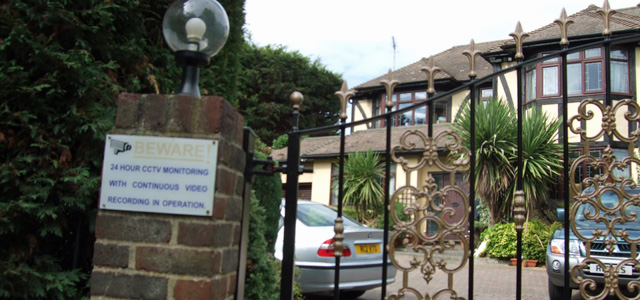Chigwell – home of big houses,