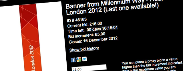 Millennium Way banner