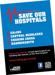 Ealing Council campaign