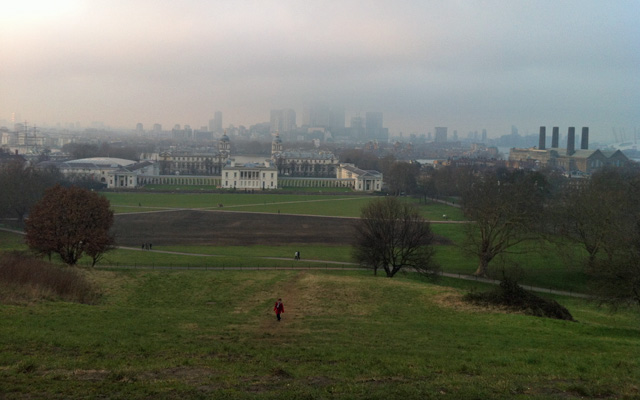 Greenwich Park, 17 February 2013
