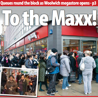 Greenwich Time, 19 February 2013