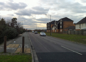 Barnham Drive, Thamesmead