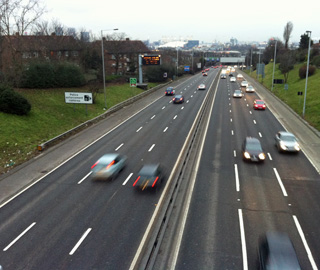 Blackwall Tunnel Southern Approach