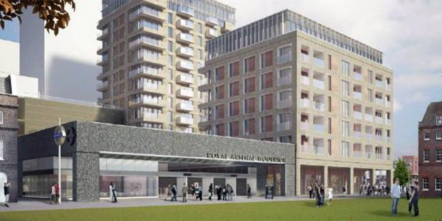 Woolwich Crossrail station