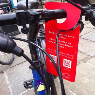 Cycle tag