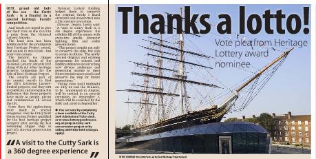 Greenwich Time, 24 June 2013