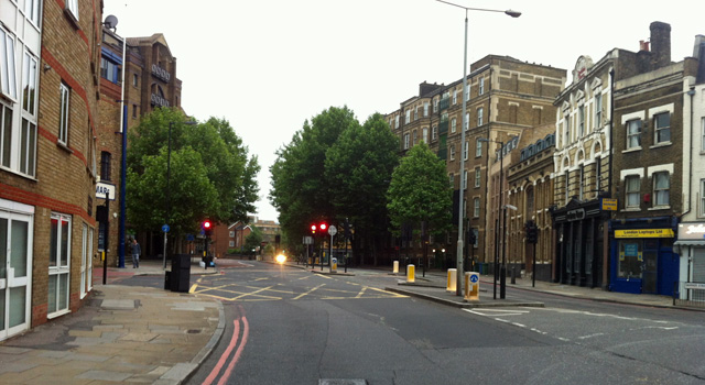 Tooley Street, 21 June 2013