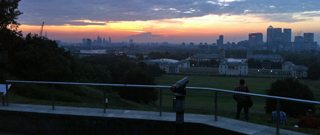 Greenwich Park, 20 June 2013