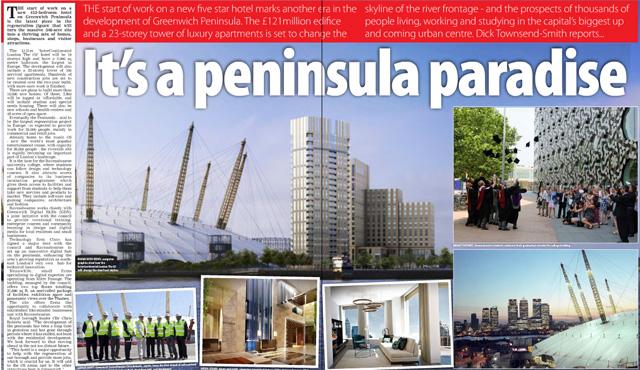 Greenwich Time, 29 July 2013