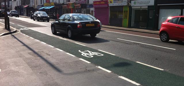 Trafalgar Road, Greenwich