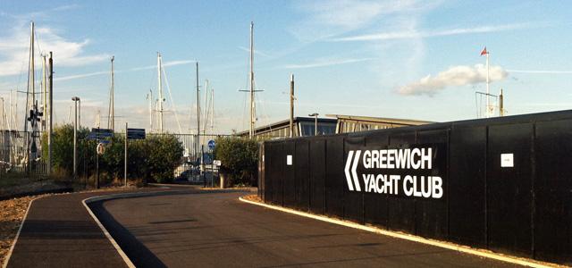 Greenwich Yacht Club, 25 July 2013