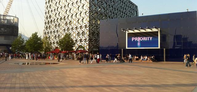Peninsula Square, 5 July 2013