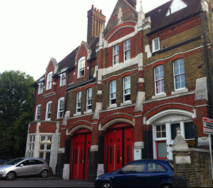 Woolwich Fire Station, 10 July 2013