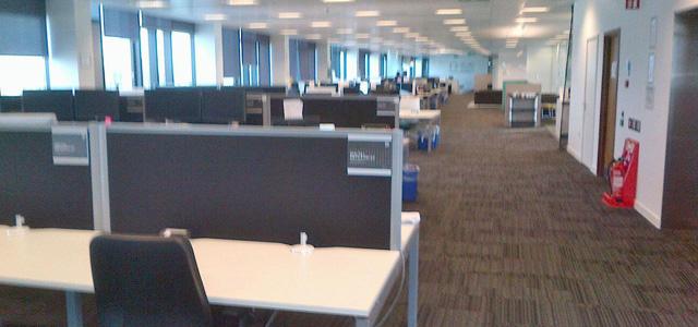 Greenwich Digital Enterprise Hub, August 2013