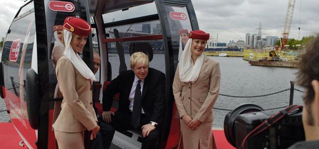 Boris Johnson, October 2011