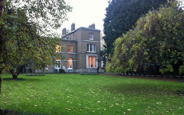 Rushgrove House