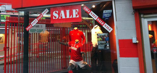 Charlton Athletic, 9 January 2014