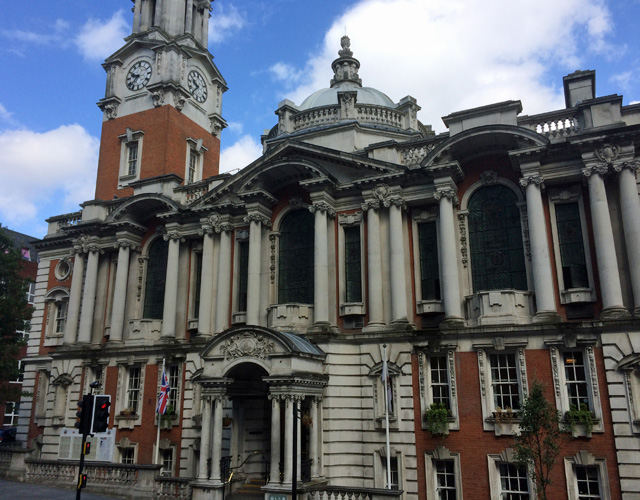 Woolwich Town Hall