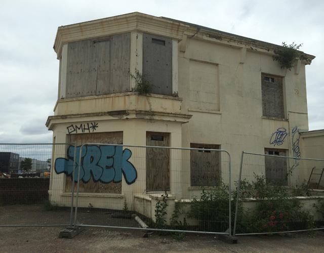 Enderby House, 15 June 2014