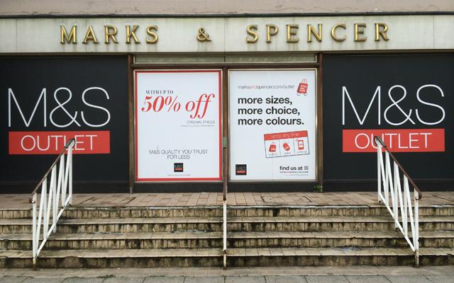 Marks & Spencer Woolwich, 5 June 2014