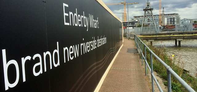 Enderby House, 30 August 2014