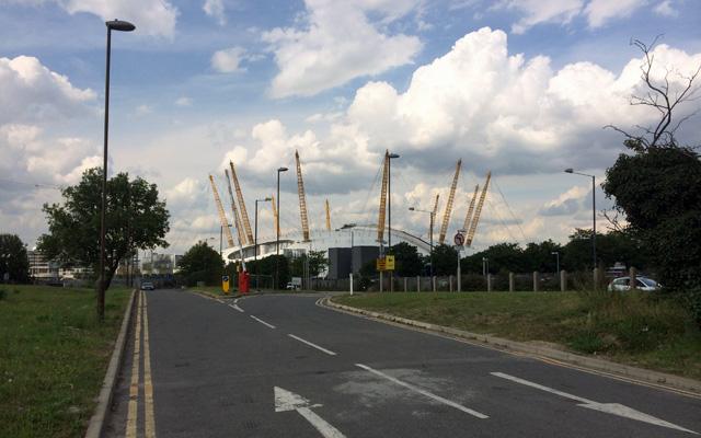 Ordnance Crescent, Greenwich
