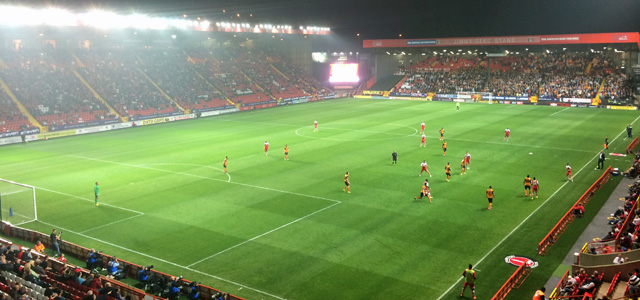 The Valley, Charlton v Wolves, 16 September 2014
