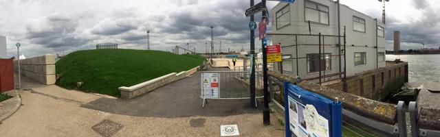 Victoria Deep Water Terminal, 31 August 2014