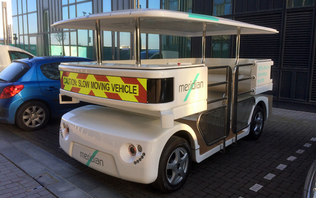 Driverless car, 9 February 2015