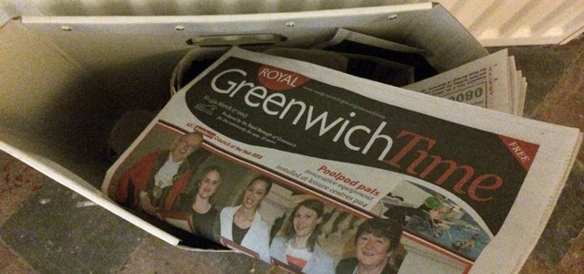 Greenwich Council is fighting to keep its weekly newspaper