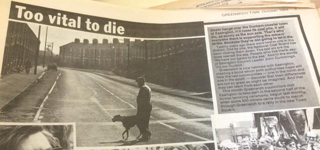 Greenwich Time 1984