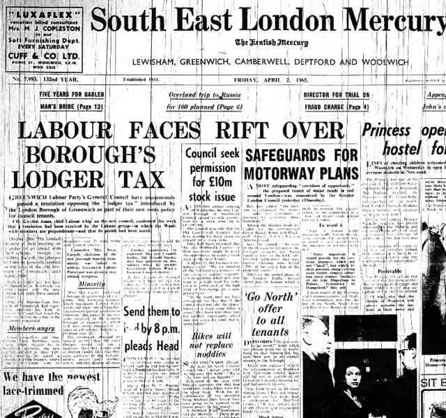 Mercury, 2 April 1965