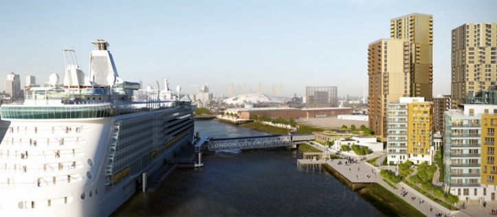 London City Cruise Port