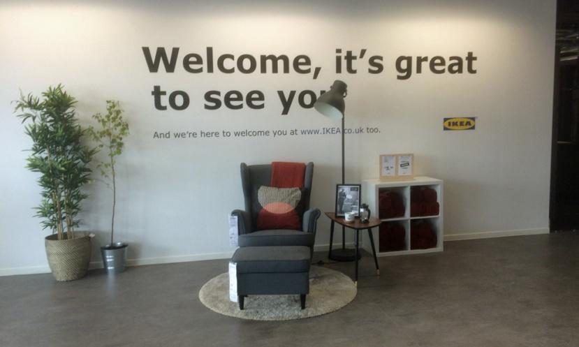 Ikea Birmingham Central, 30 August 2016