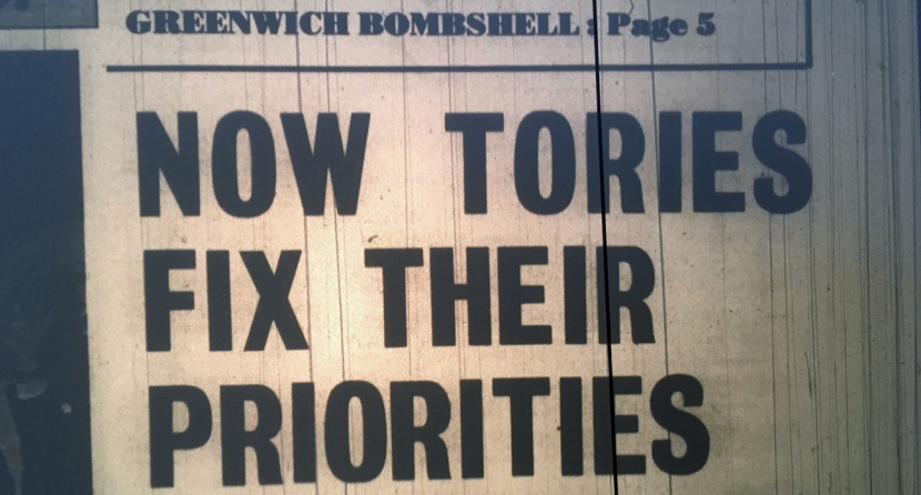 Kentish Independent, May 1968