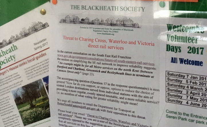 Blackheath Society