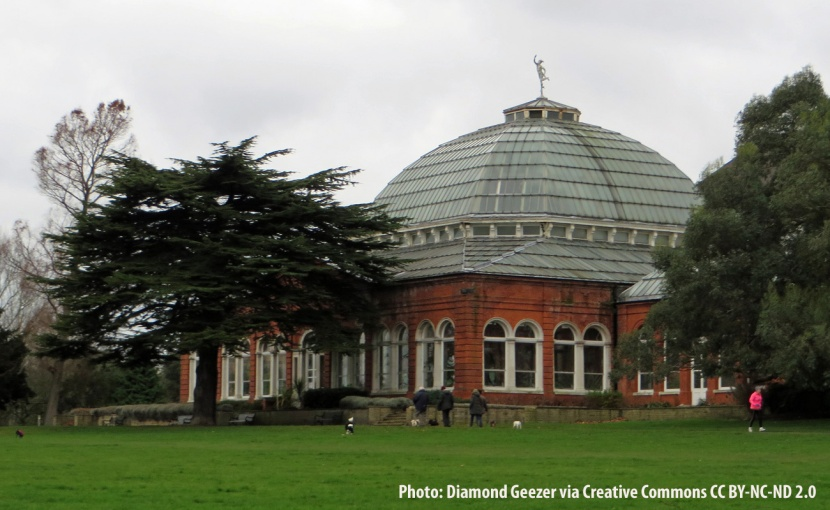 Avery Hill Winter Gardens