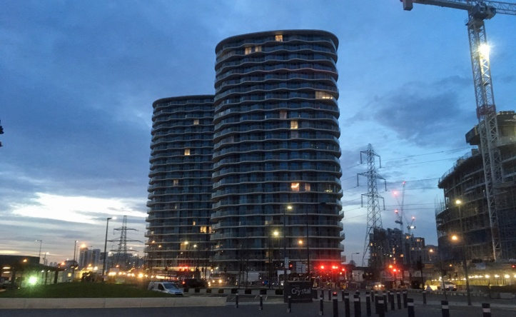 Hoola towers, December 2016