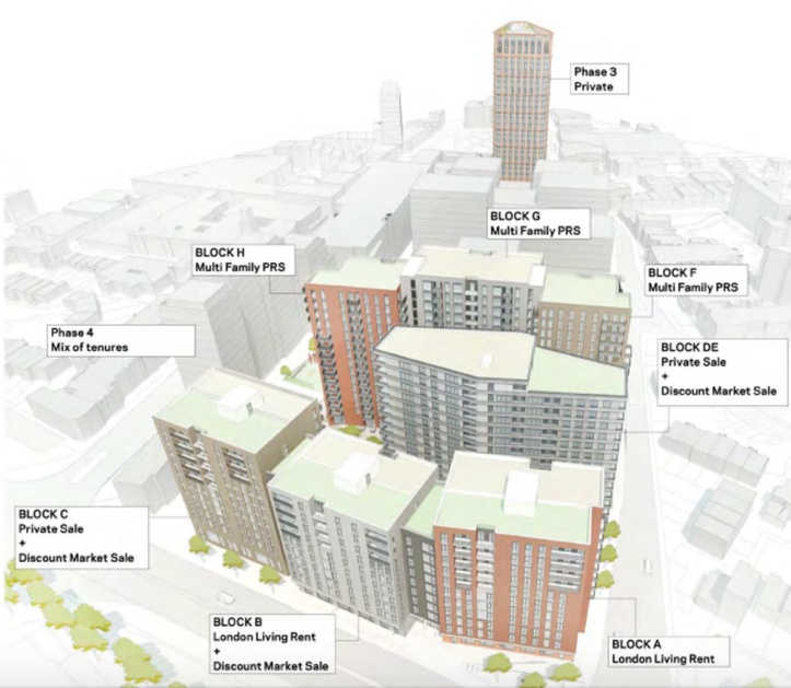 Woolwich development plans