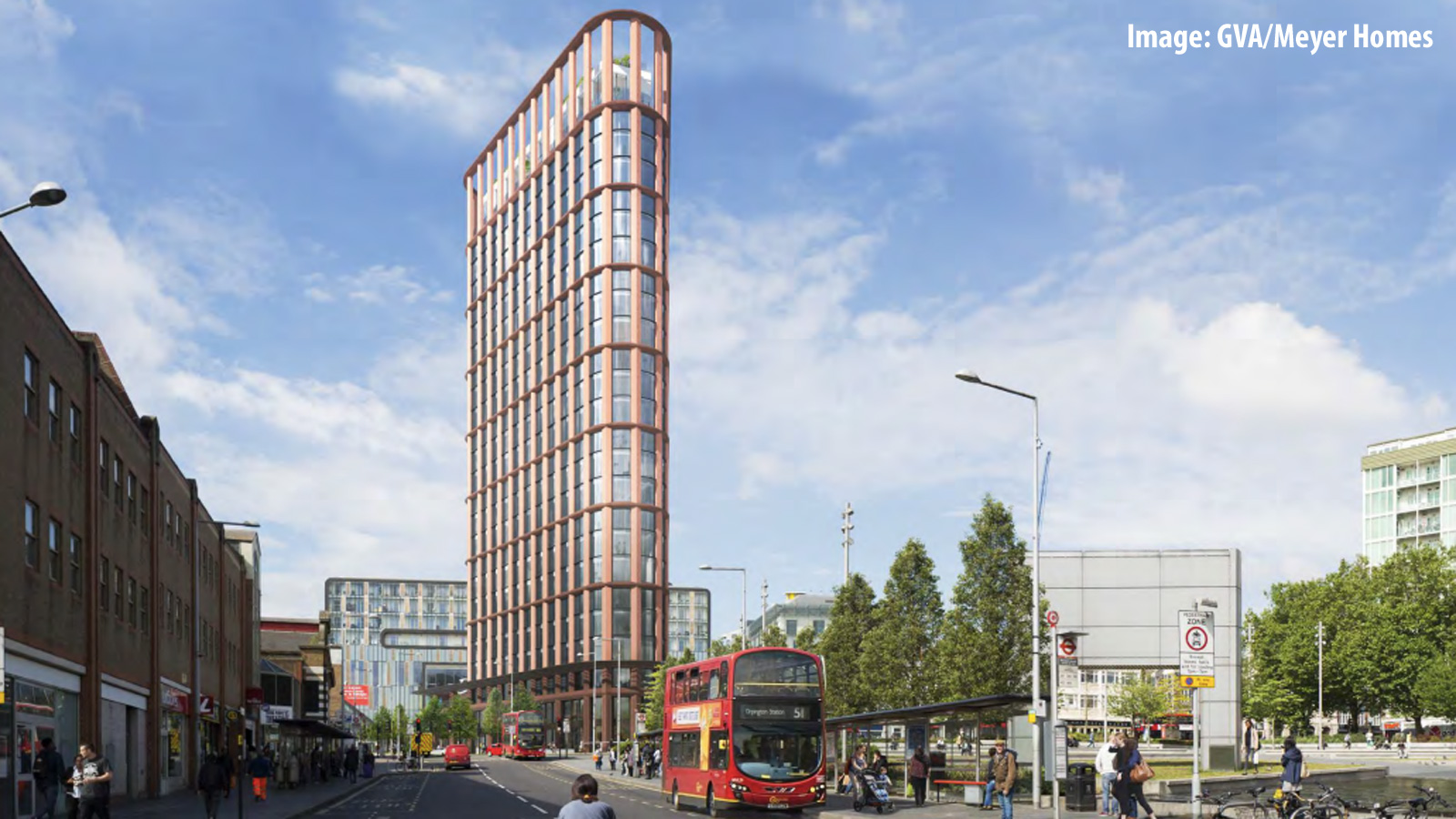 Woolwich's 'overbearing' 27-storey Tesco tower set to be thrown out by Greenwich Council