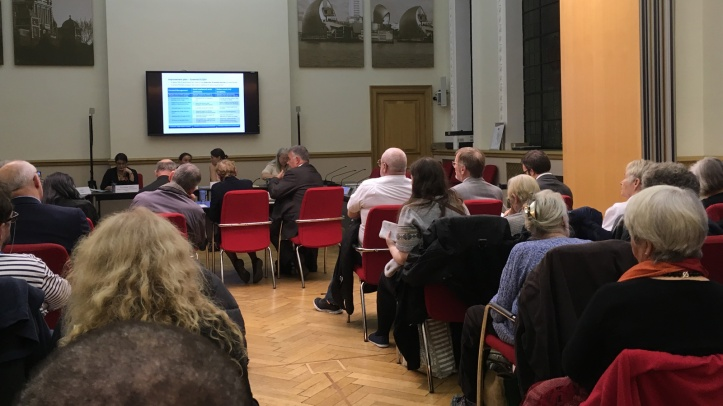 Greenwich Council health scrutiny