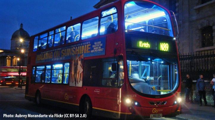 N89 bus