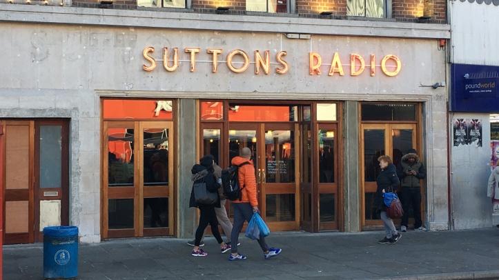 Suttons Radio, Lewisham