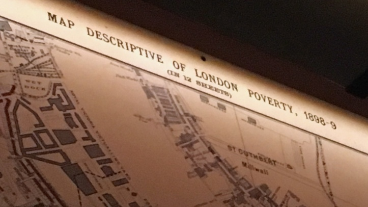 Booth's poverty map in Suttons Radio