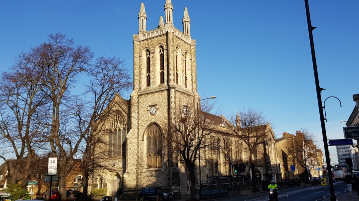 Christ Church, East Greenwich