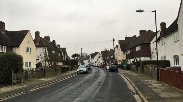 Arsenal Road, Eltham, 9 January 2018