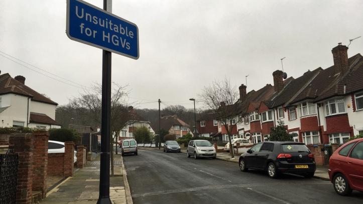 Castlewood Drive, Eltham