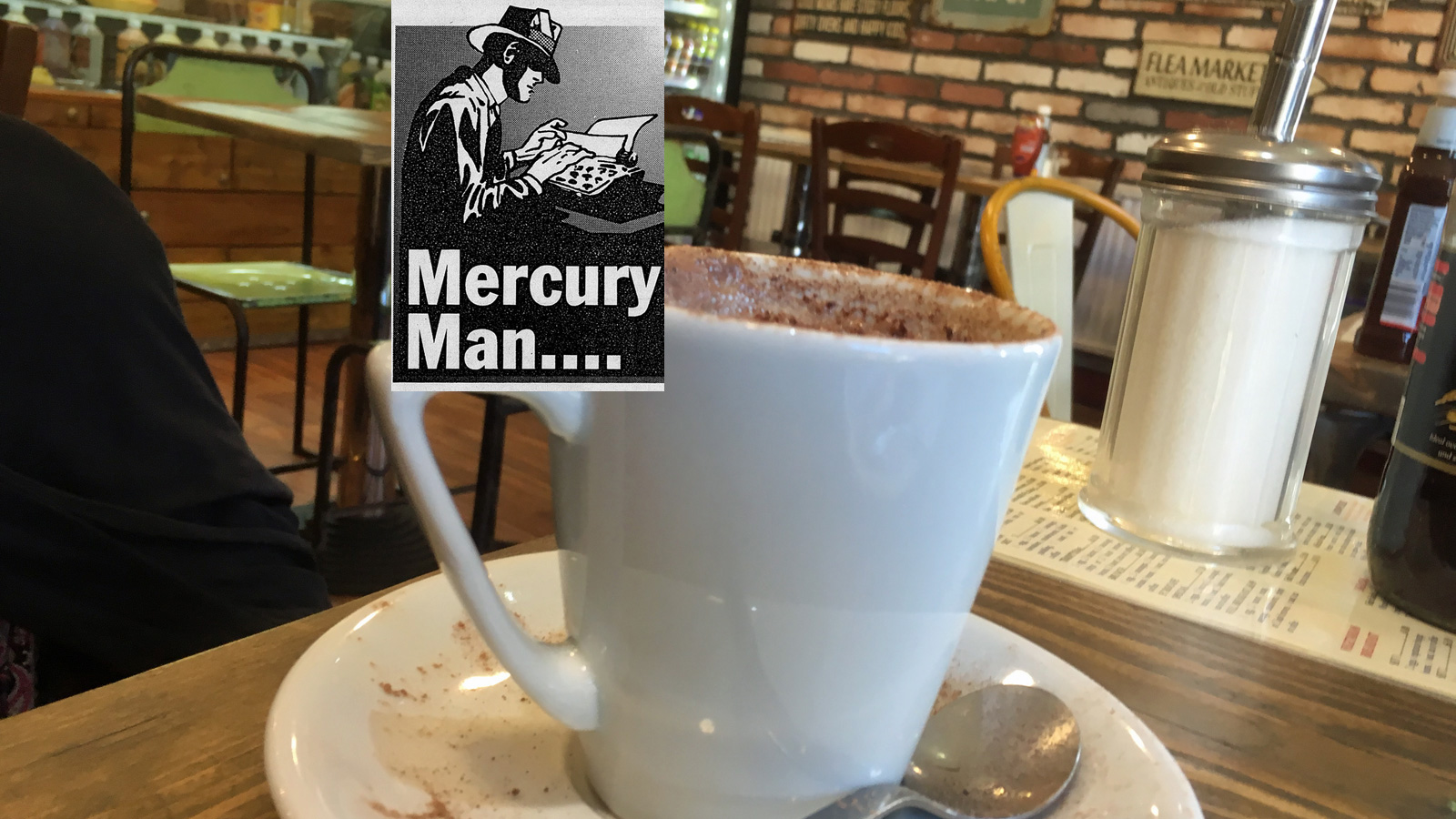 Know a SE London people person who makes you smile? Let Mercury Man know…