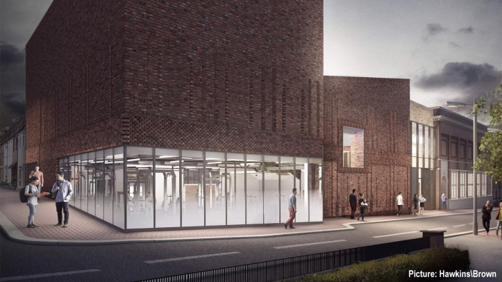 Plumstead library redevelopment